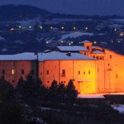 Abbazia-San-Felice-innevata