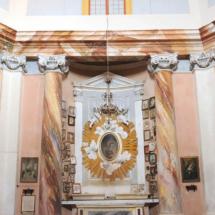 Altare Madonna delle Grazie