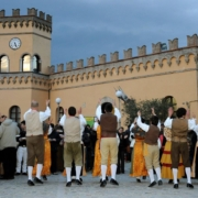 Festa della Frasca saltarello