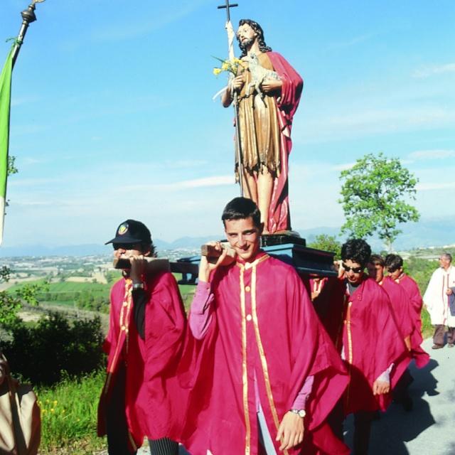 Pellegrinaggio al Santuario della Madonna del Fosco